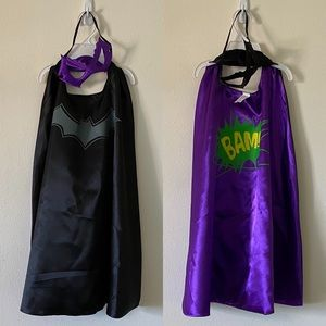 Other - Kid's Costume Capes (Set of 2)
